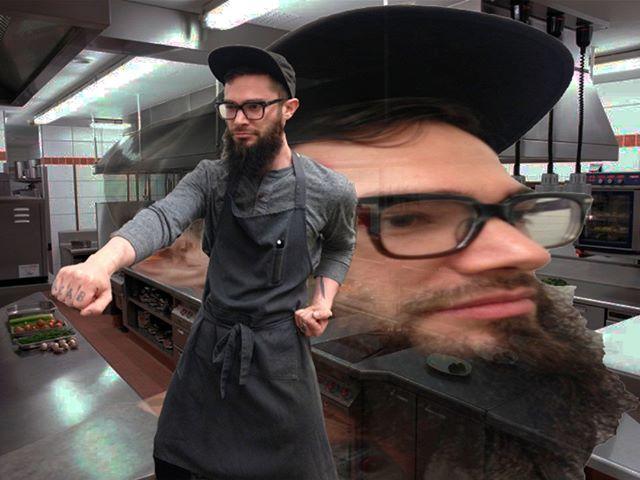 Staff Bio: Jordan Namie- OSL Chef, food enthusiast, family man, Cats&Bicycles..... enough said!! 👌🏼 @jordan_not