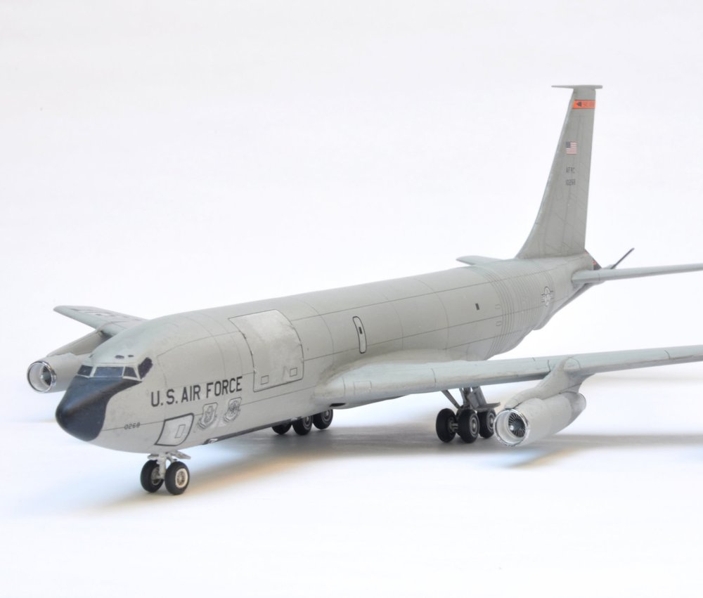 KC135 Tanker Richard Banko Minicraft 1/144