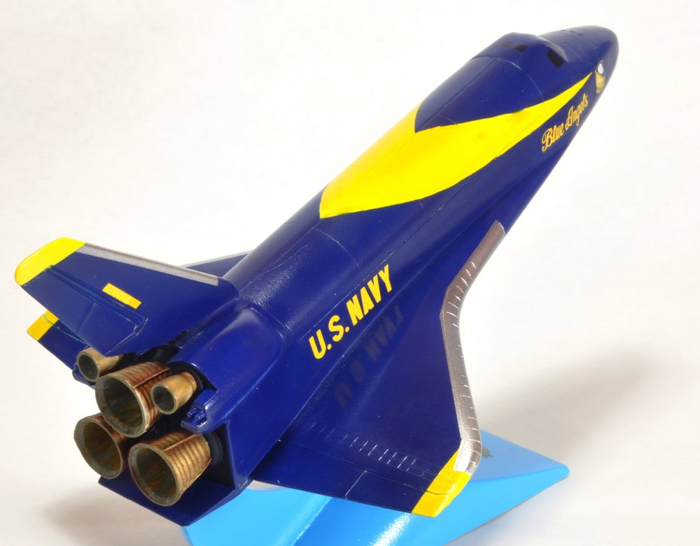 Space Shuttle Richard Banko Revell 1/200