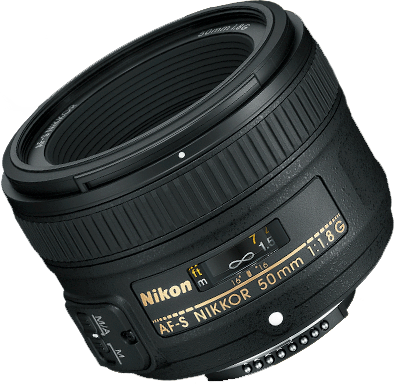 "Nikon 50 mm 1.8  ""Nifty Fifty"" lens recommendation from  w"