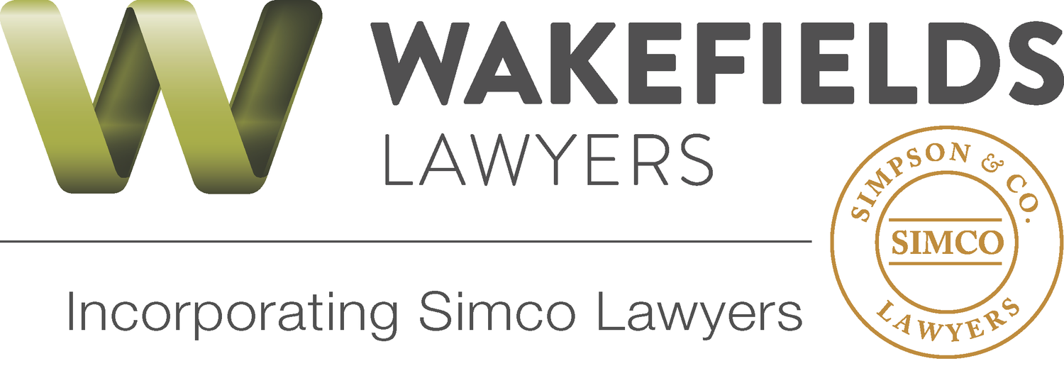 Wakefields Lawyers + Simco Lawyers Ltd