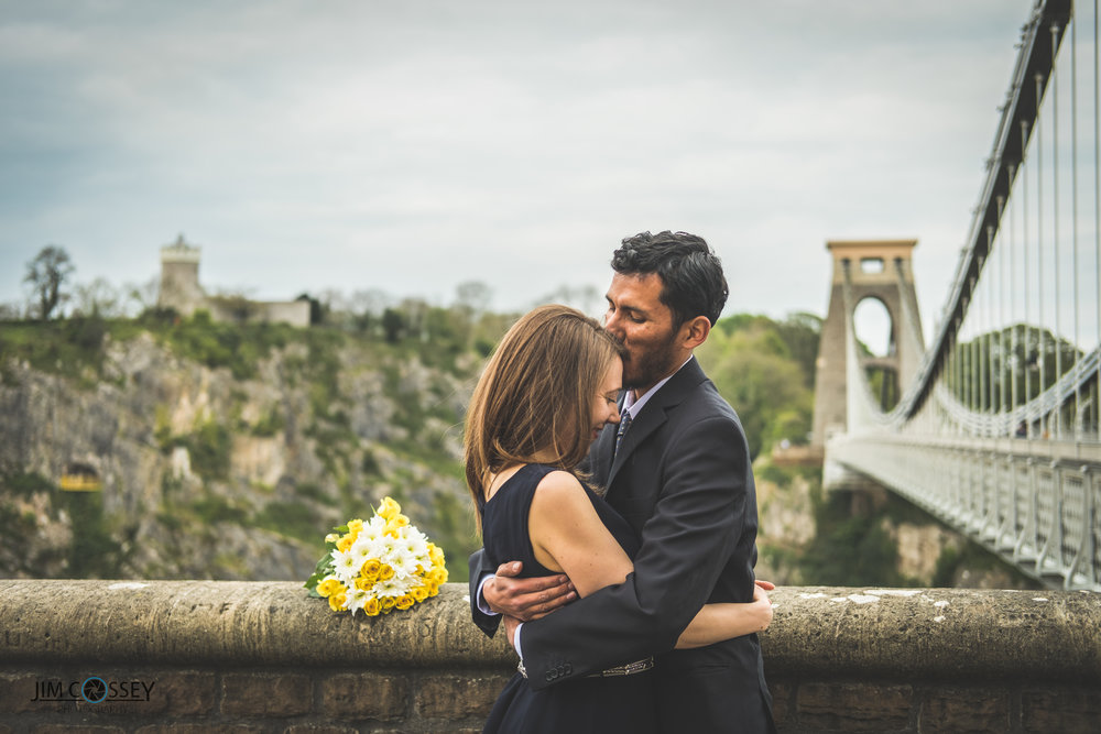 Jenny first met Americo whilst travelling in Peru 5 years ago and they have been madly in love ever since. They were both really looking forward to the engagement shoot as they have been busy with organising the wedding.