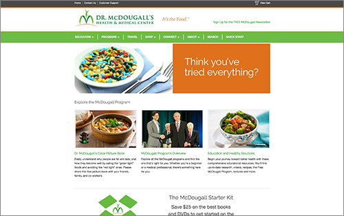 McDougall's Health & Medical Center