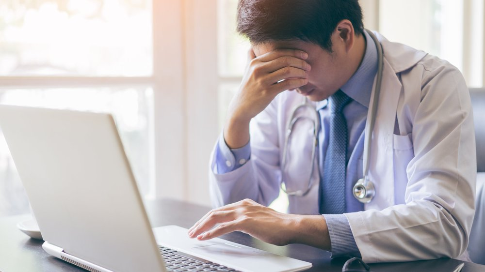 Frustrated by Healthcare technology