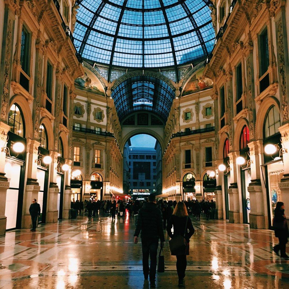 £30 return autumn trip to Milan, Italy!