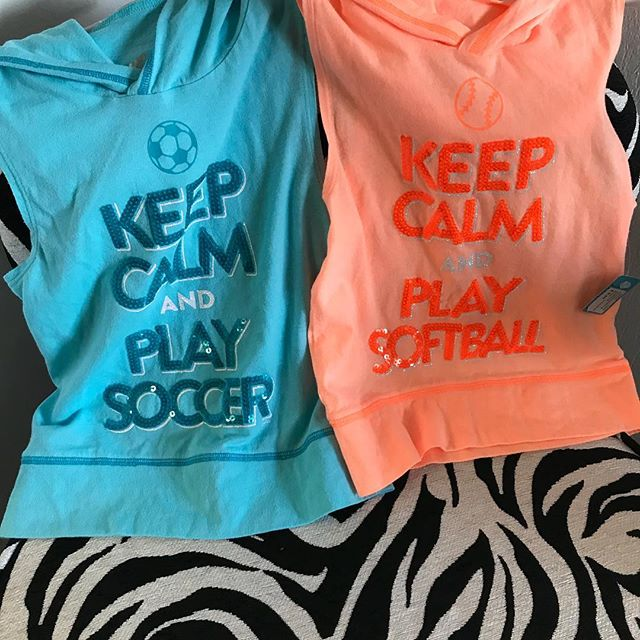 Conflicting sports,get one for each