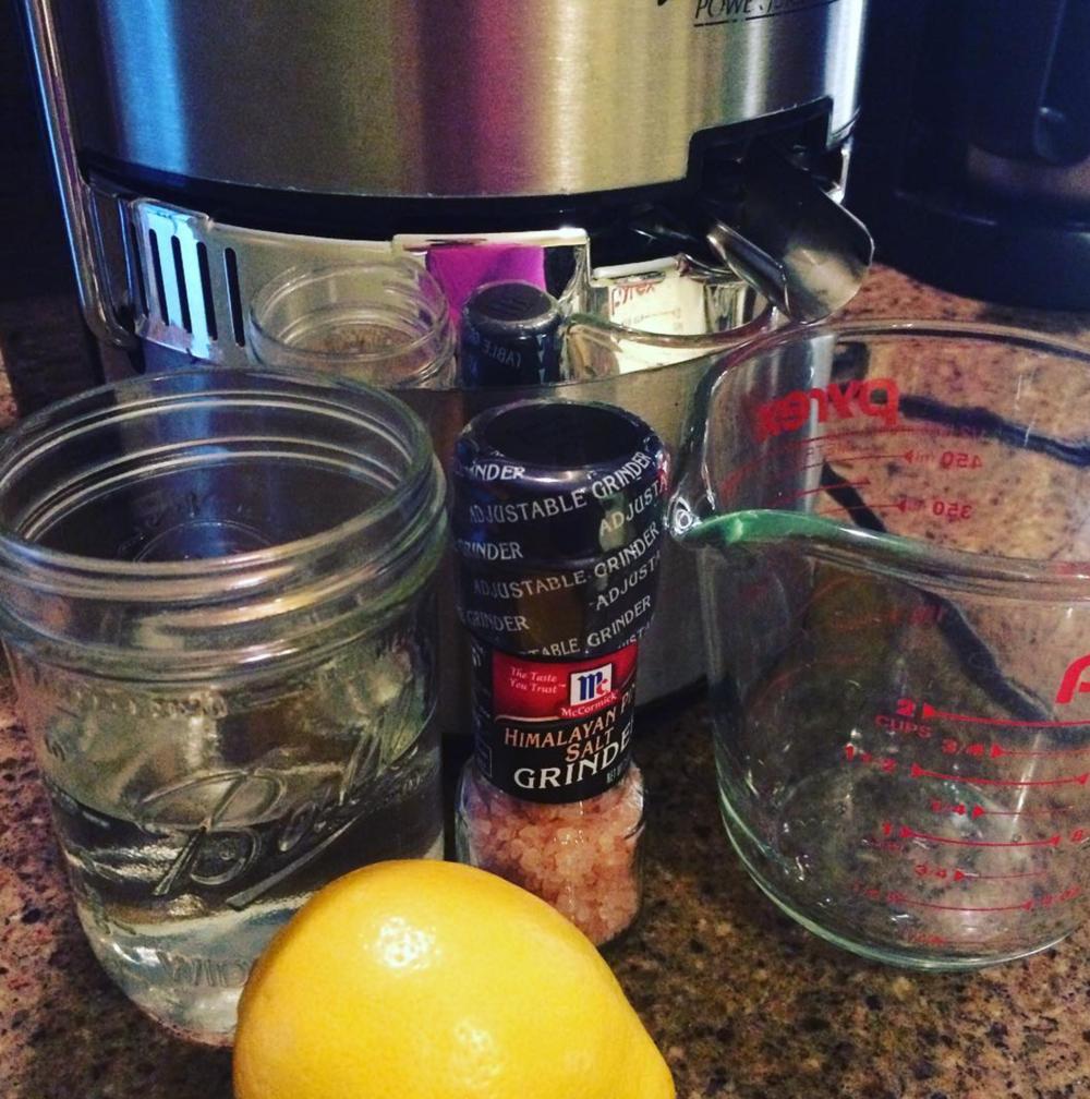 Audrey's Juice Ingredients