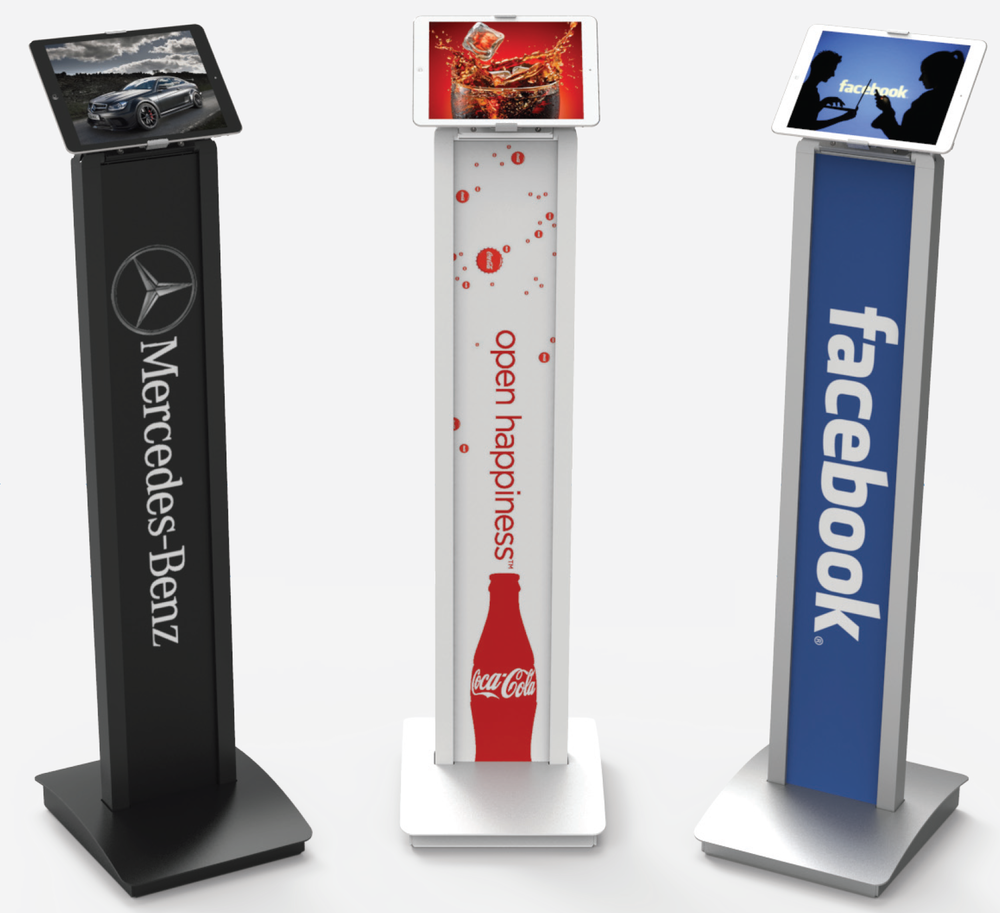 Kiosk Solutions - -Order food-Advertise-Promote New Products