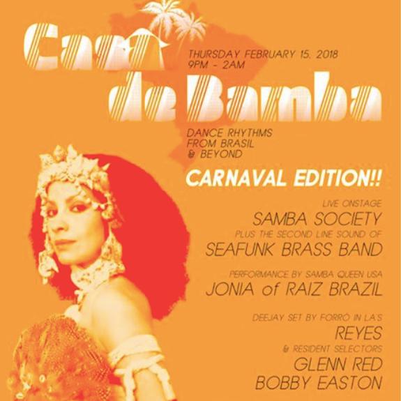 calendar — Samba Society
