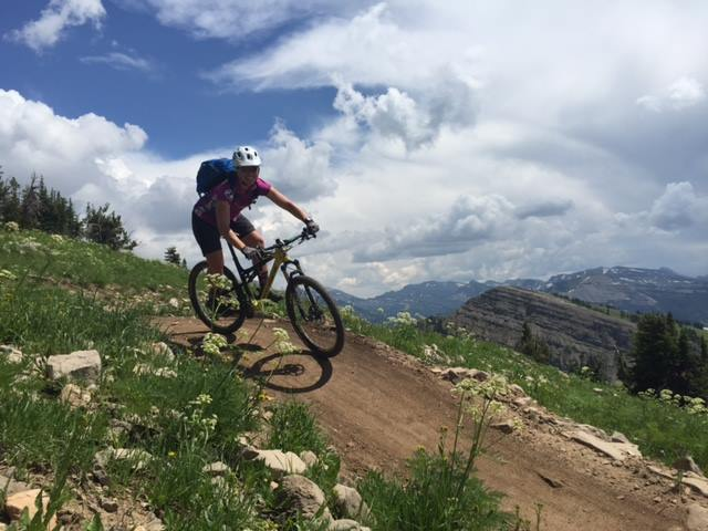 Mountain biking is my passion and I want to share that passion with you! -