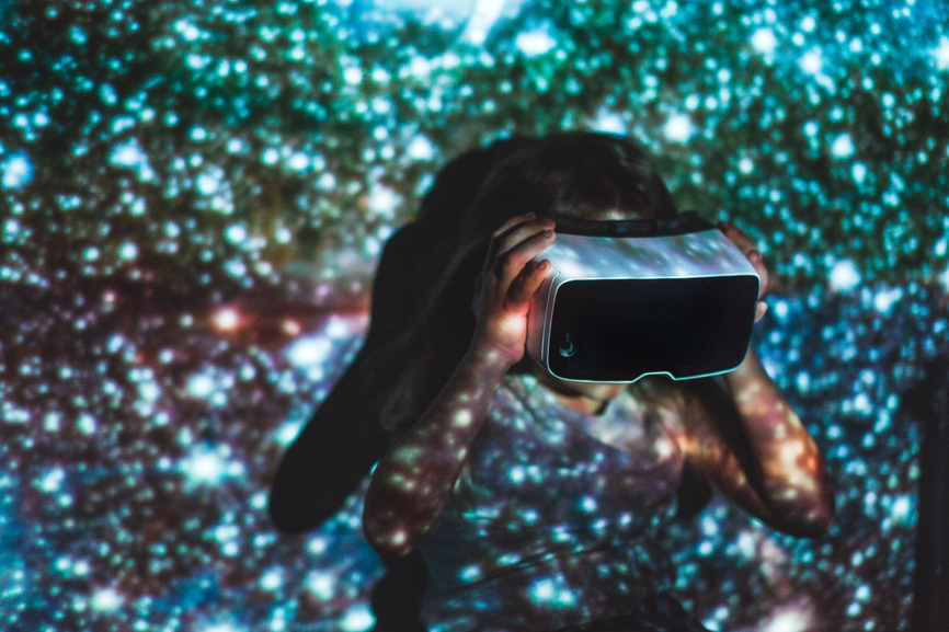 The World Through New Eyes: VR and the Future of Storytelling - Read