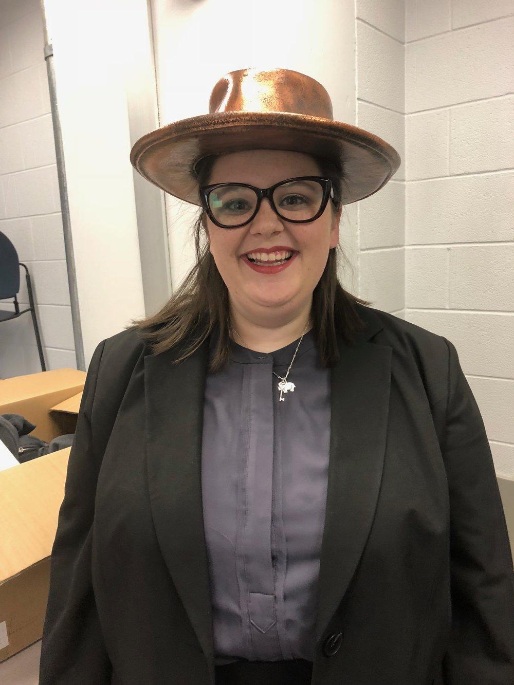 Mackenzie Aden    Treasurer