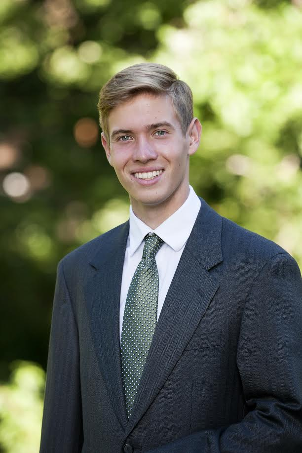 Logan Stuart    Treasurer