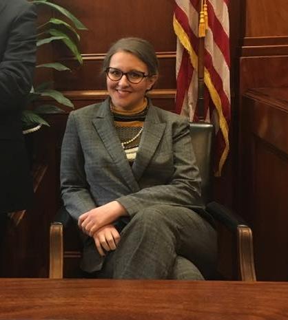 Katelynn Schultz   Treasurer