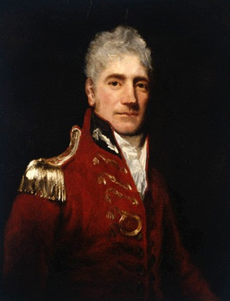 Major-General Governor Lachlan Macquarie