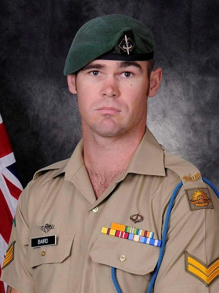 Corporal Cameron Stewart Baird