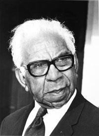 Pastor Sir Douglas Ralph Nicholls