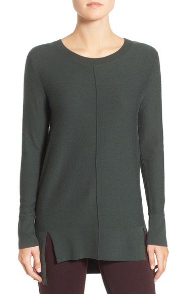 See the super awkward slits at the bottom? How do those look good?? (Photo courtesy of nordstrom.com