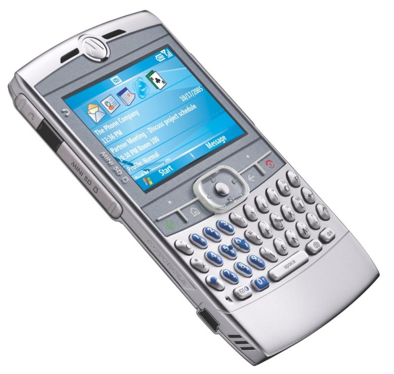 Iconic Mobile Devices - Shipped the Fastest Selling Mobile Device in Windows Phone History at the time.