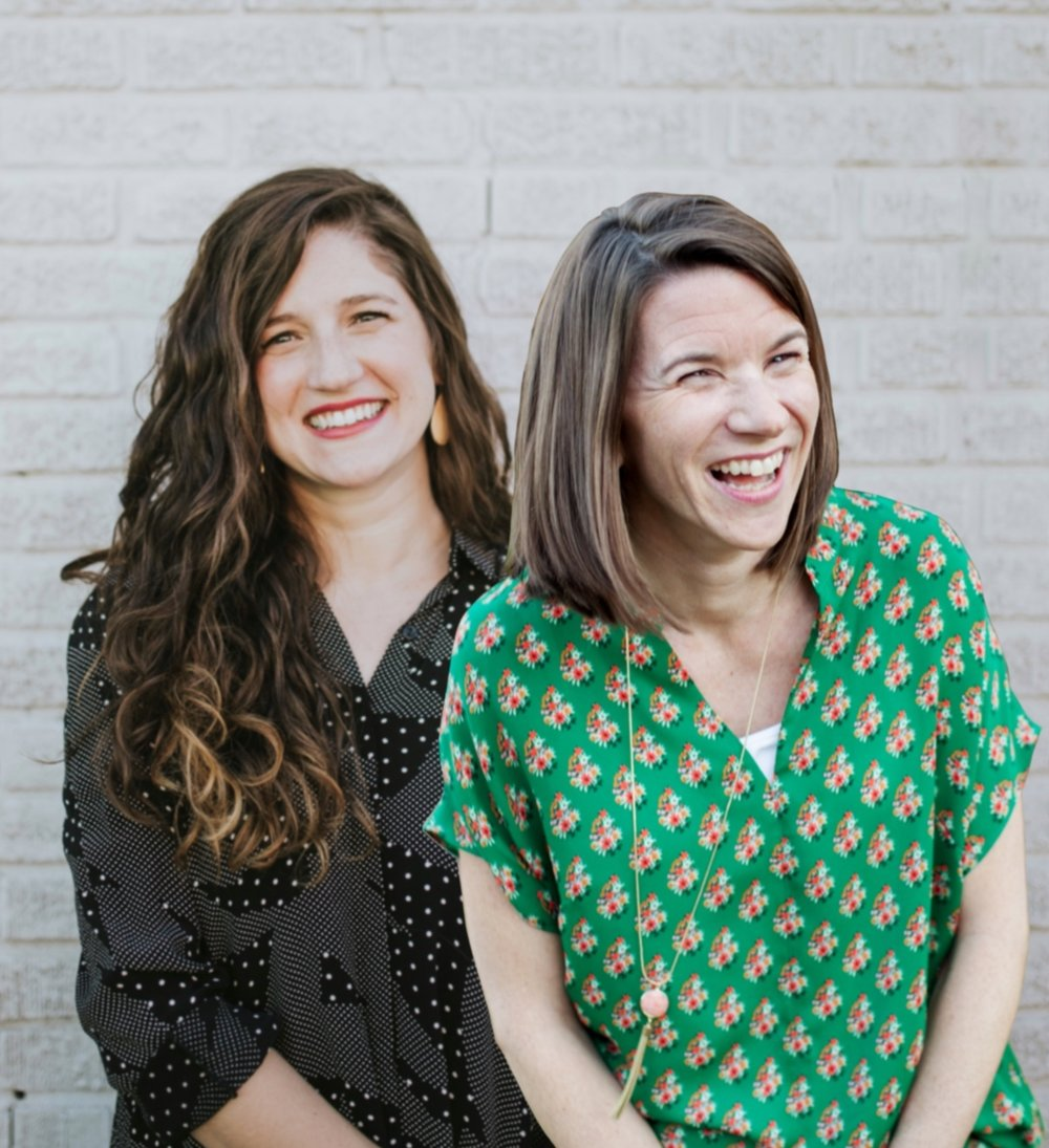 ep. 66 | Humor with Holly Mackle and Caroline Saunders -