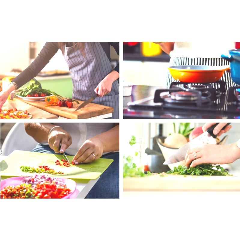 Join Our Online Cooking Community - Explore new ingredients and techniques. Discover exciting recipes, detailed tutorials, and fun cooking assignments great for beginner, intermediate, and advanced home cooks!