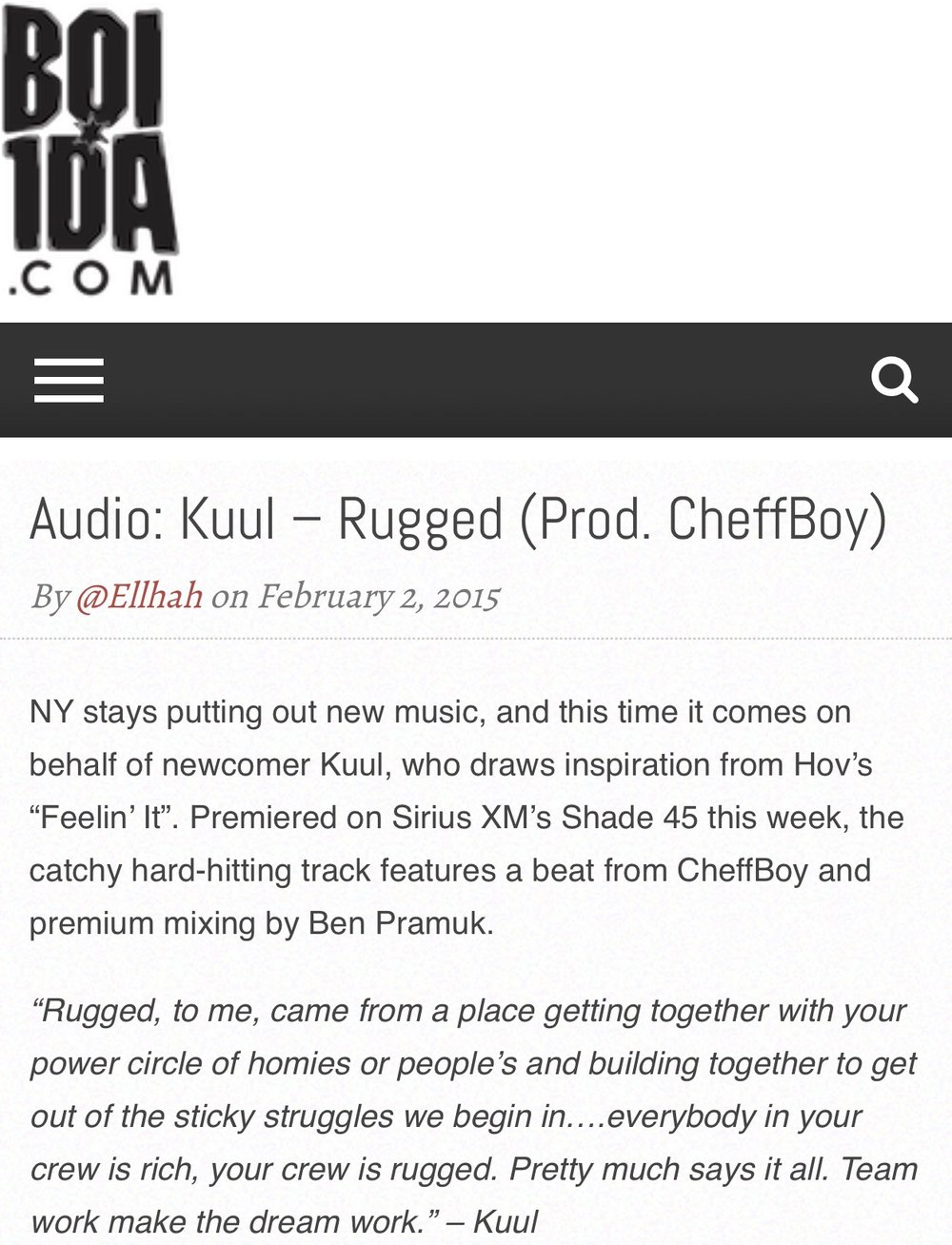 KuuL_Boi_1da_Rugged