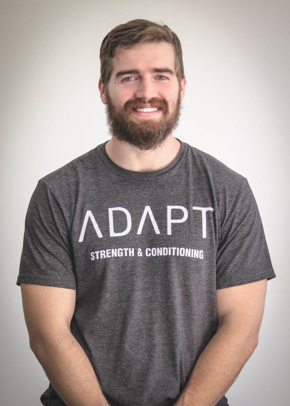 Bo Alexander - Adapt | Innovating Human Performance