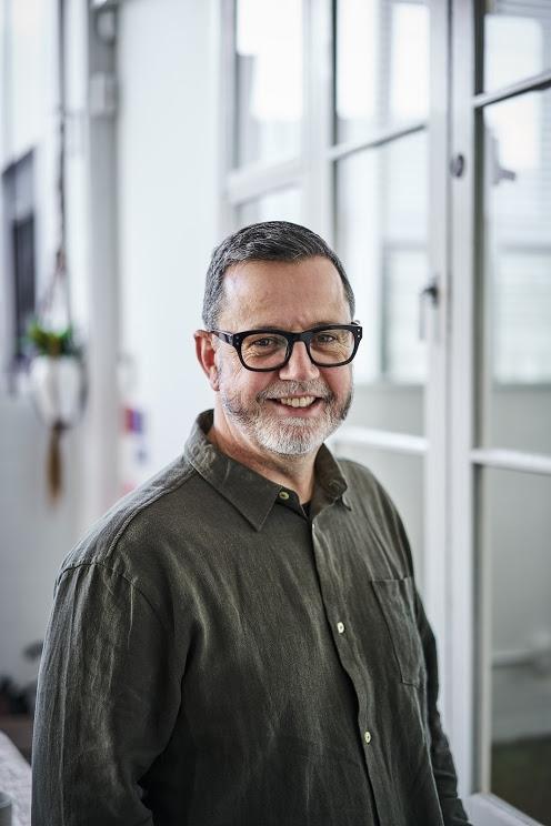 MARK   DE JONG  CEO