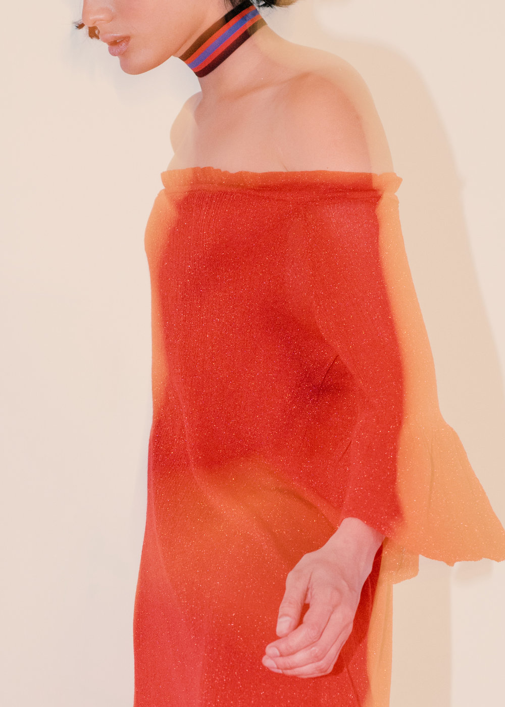 Dress: Vintage.