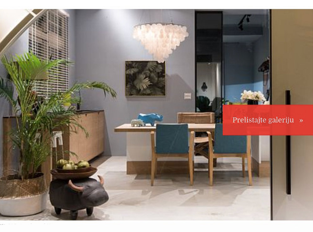 Lepa& Srecno - Modern Office