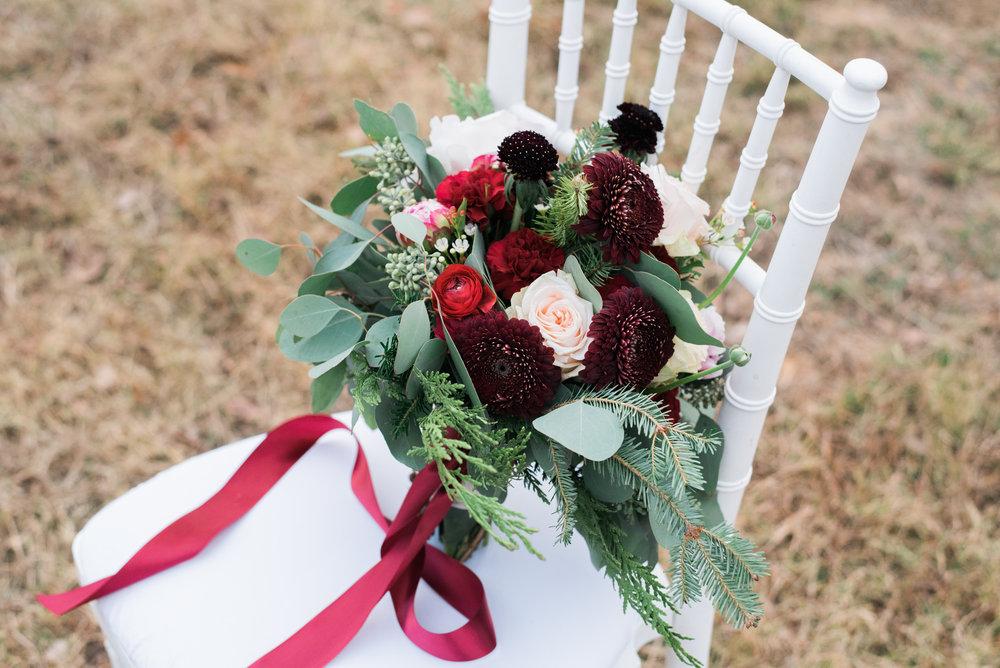 wedding christmas bouquet tulsa bixby.jpg