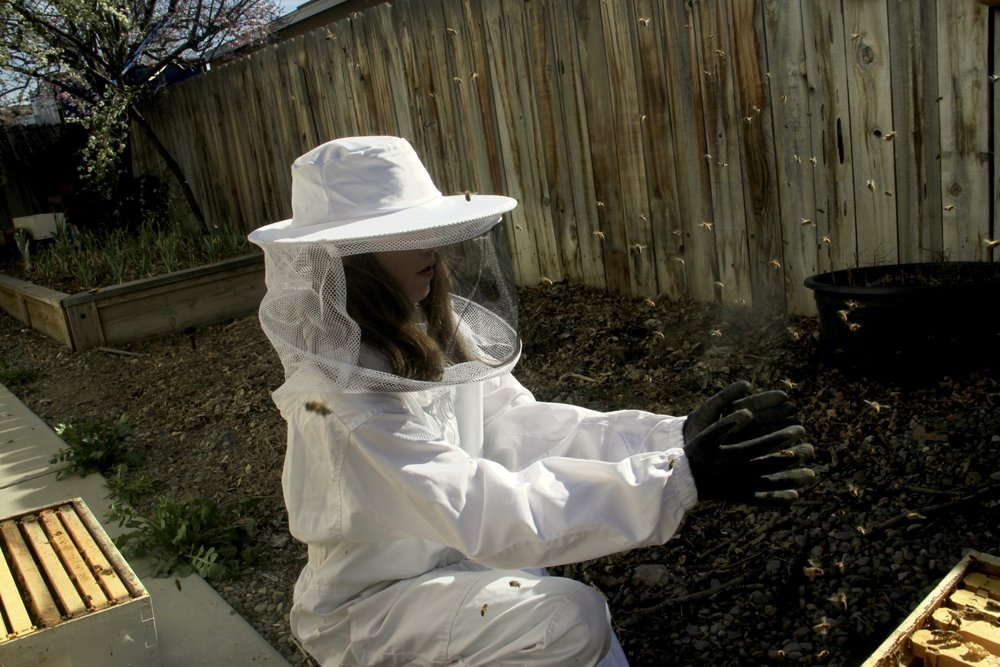 Changing the world, one beekeeper at a time.