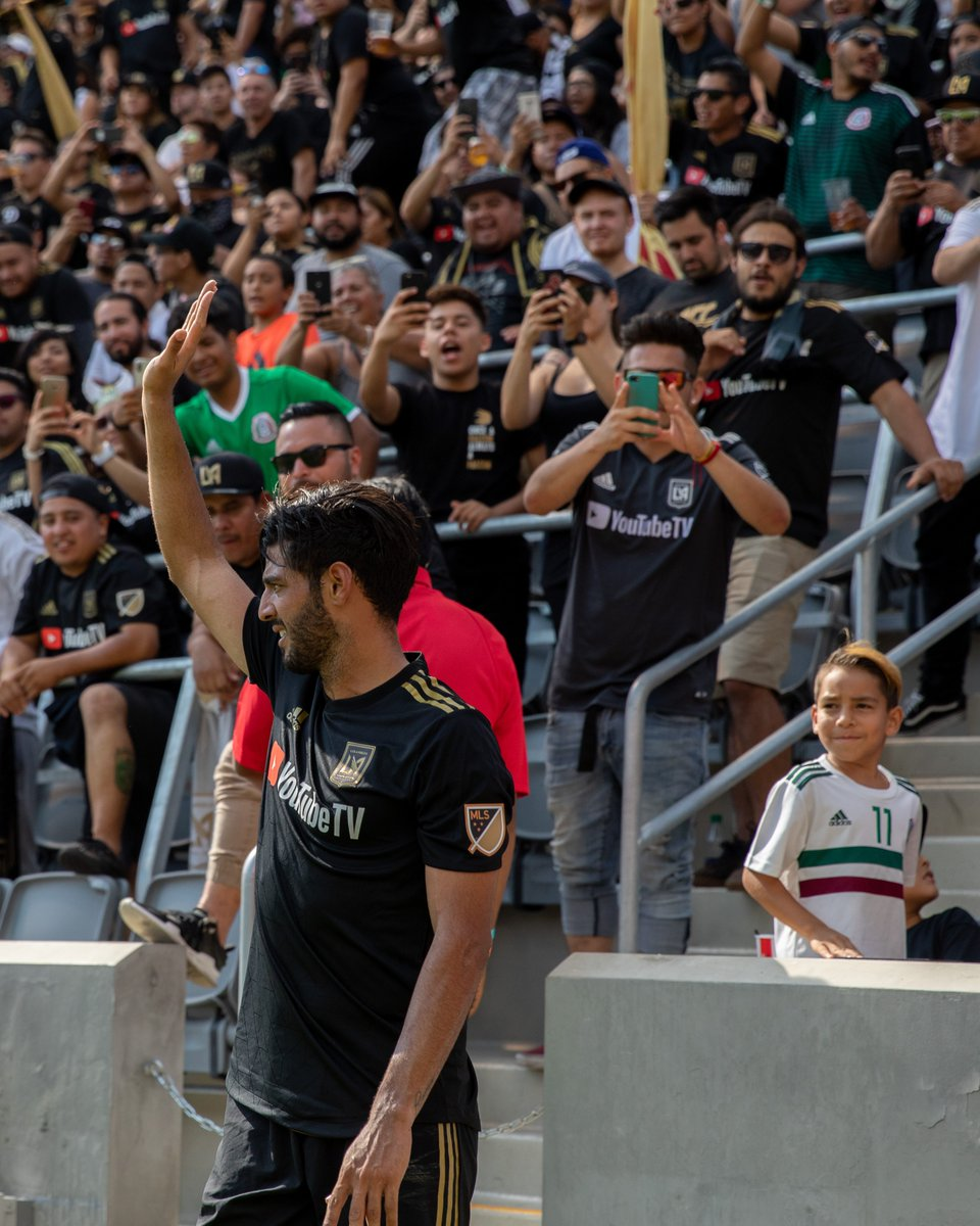 Photo by : LAFC Official Twitter