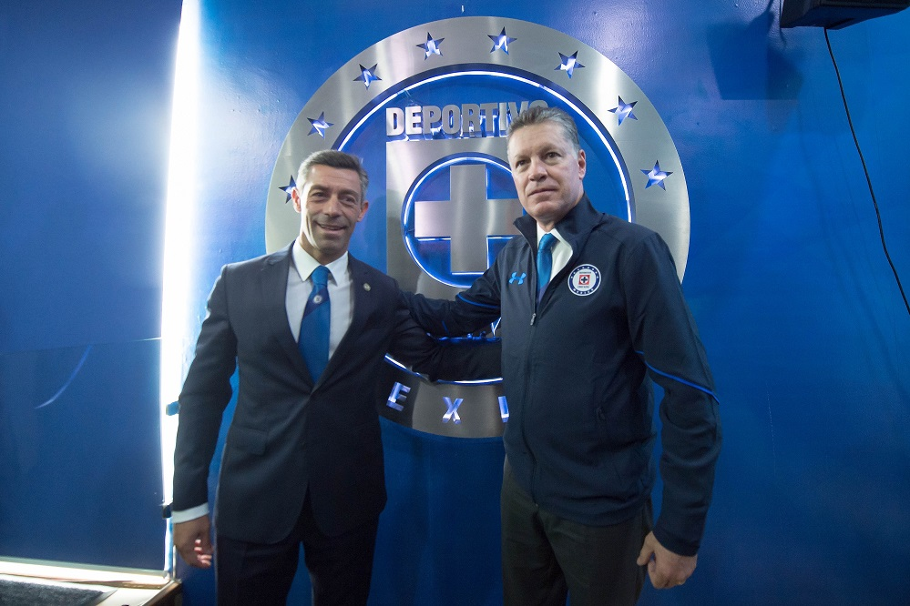 Photo by Cruz Azul Official Web Site