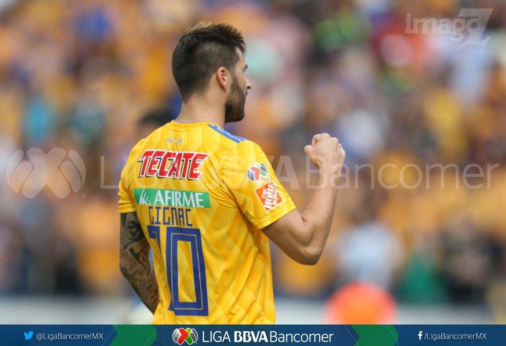 Photo by : Liga MX Twitter