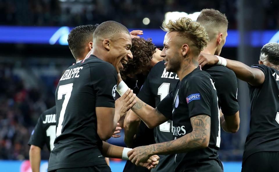 Photo credit: Facebook.com/Champions Lesgue