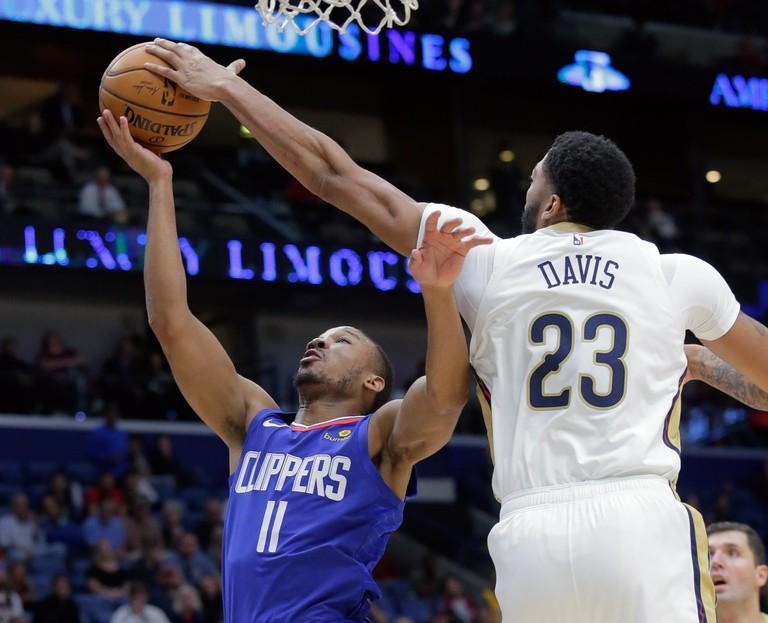 Clippers vs Pelicans.JPG