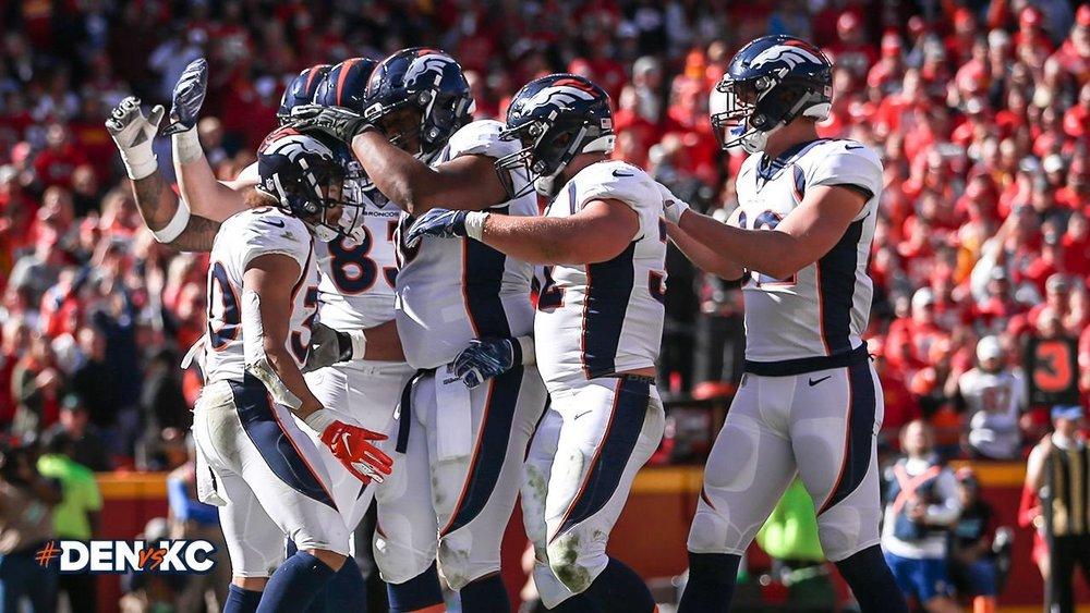 Photo via Broncos