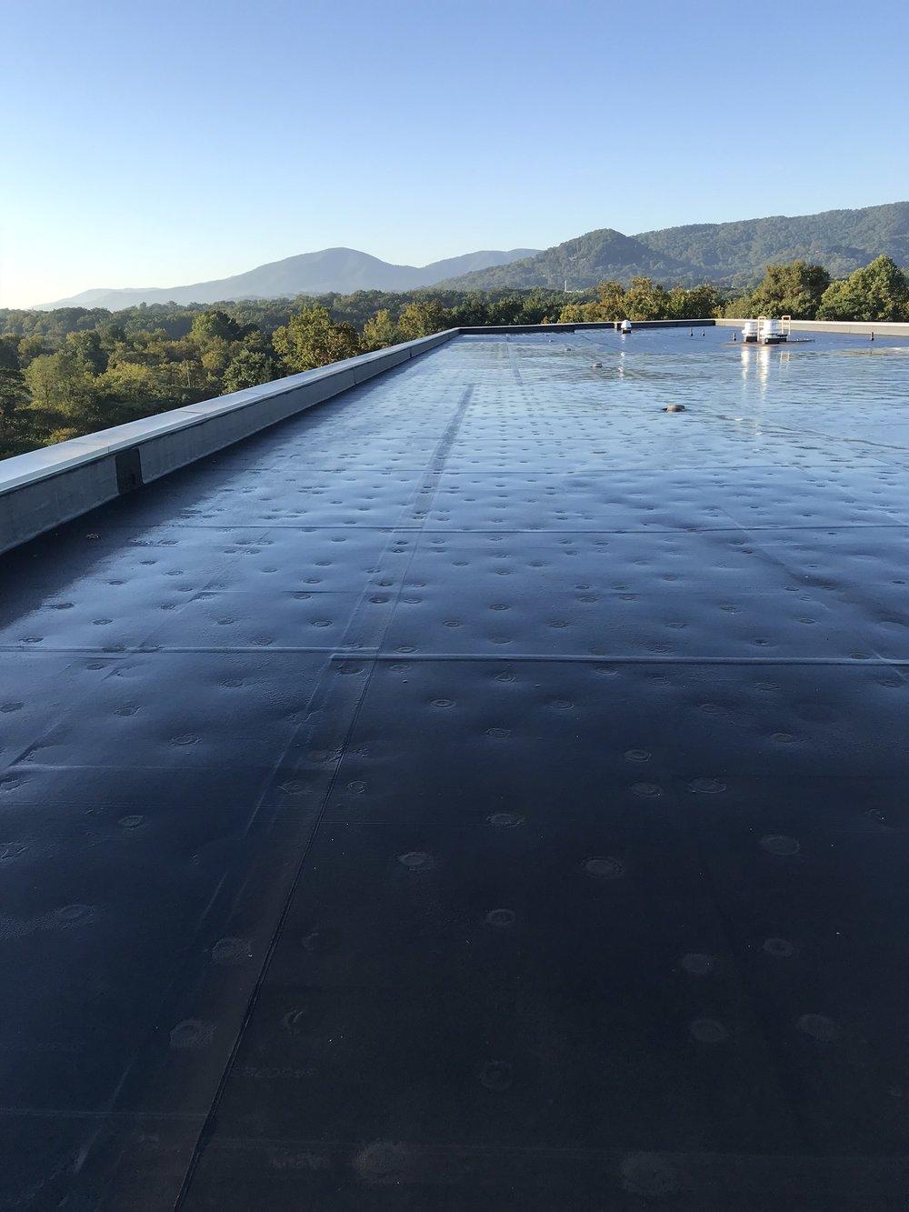 EPDM Roof  Roanoke, VA