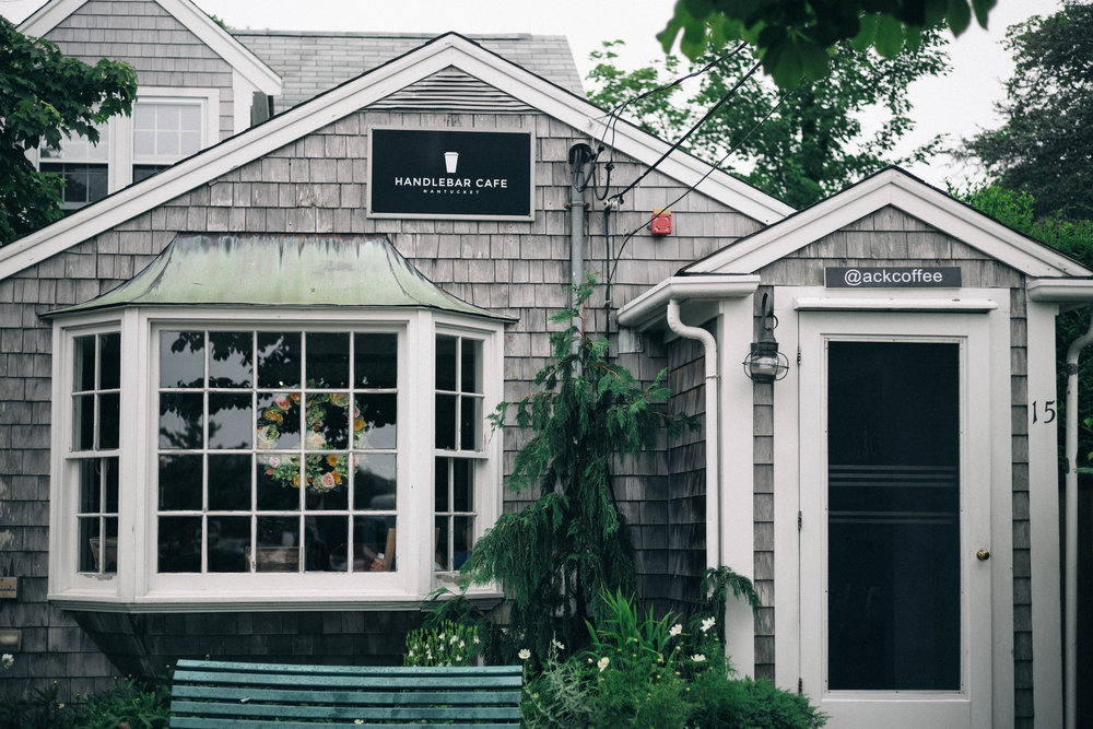 Handlebar Cafe - If you want a high quality cup of coffee, this is the place for you. Handlebar Cafe has an adorable little community space that is comfortable, cute, and smells of freshly grinned coffee beans.