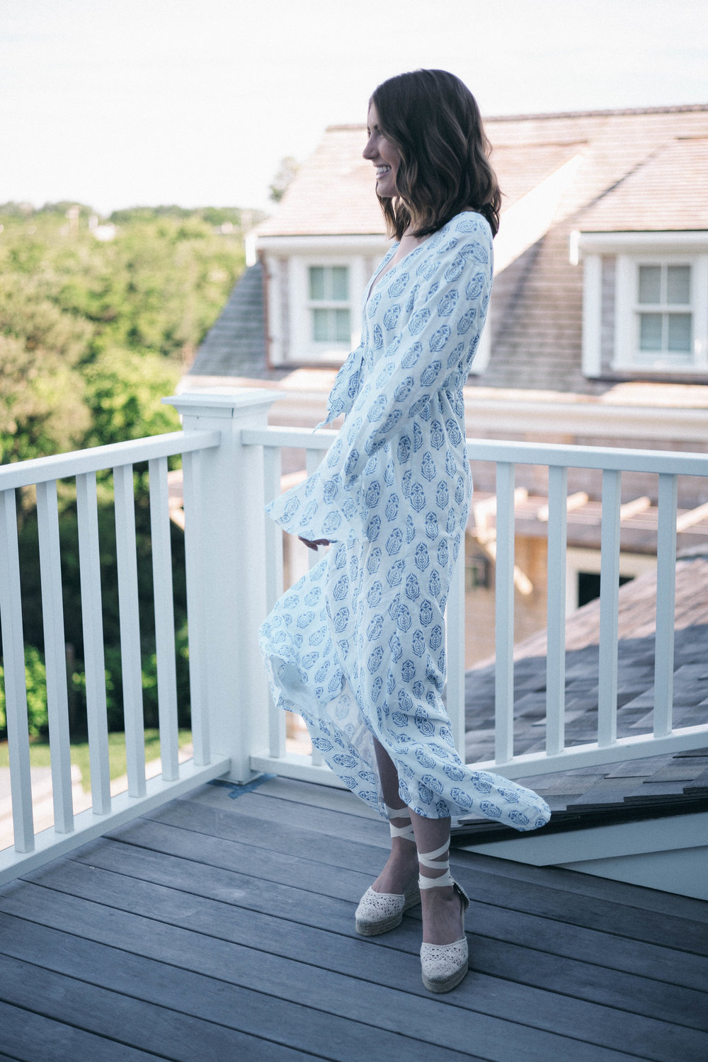 CJ Laing - For your summer essentials, CJ Laing is perfect for the preppy meets bohemian girl. There is one located in town and another (but smaller) boutique in Sconset.