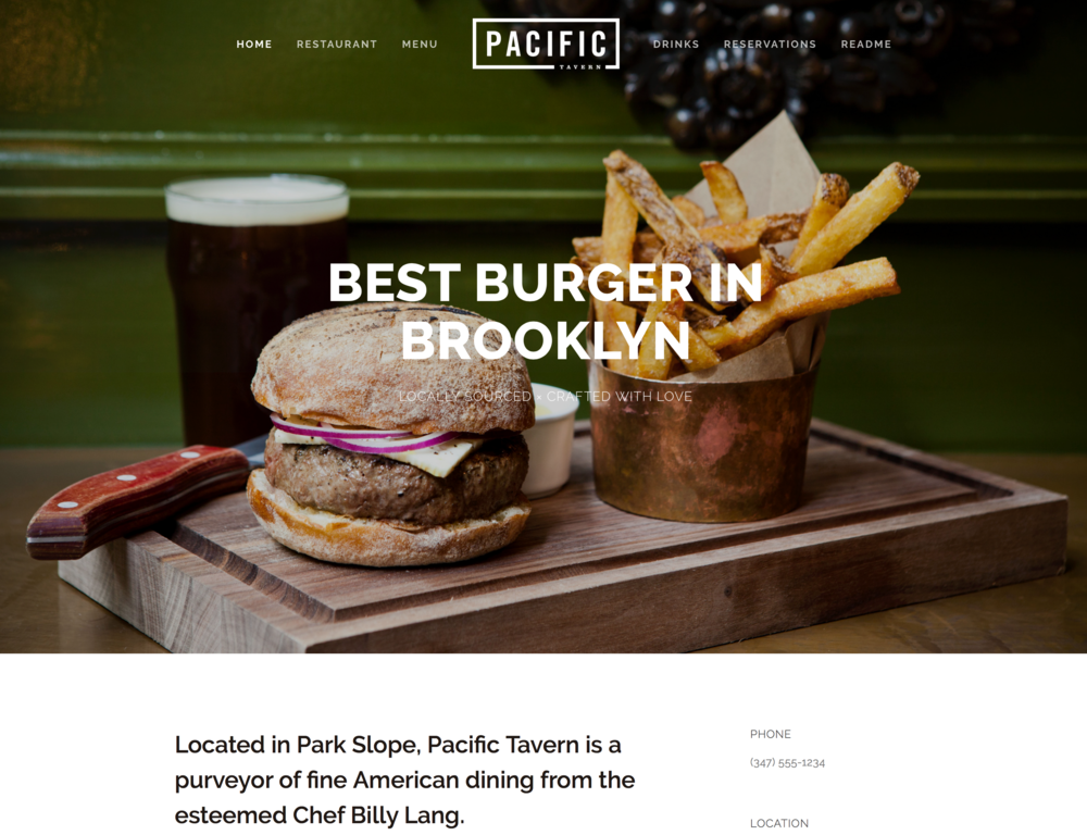 Pacific Burger
