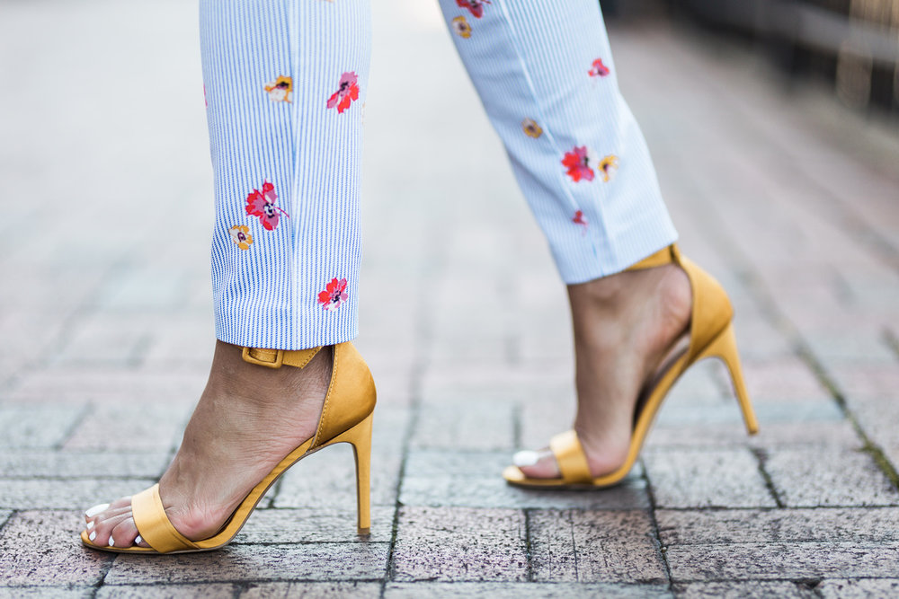 Shoes , Mid-Rise Pixie Ankle Pants for Women