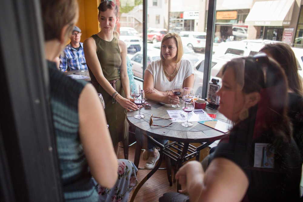 Hood River Wine Alliance Wine Walk Columbia Gorge Downtown Tasting Rooms Wineries Drink Taste Explore Columbia Gorge Oregon Washington-85.jpg