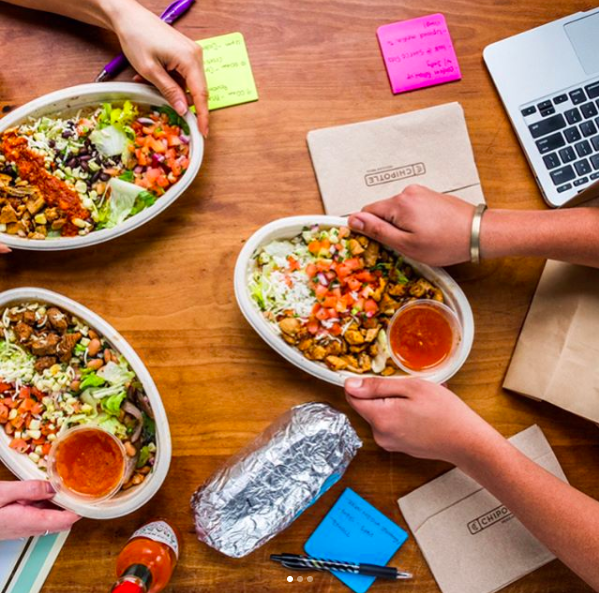 #FinalsWeek is hard.  #Dinner doesn't have to be.  @Postmates Instagram