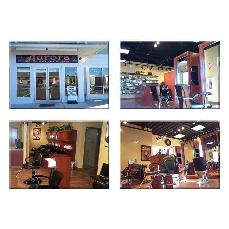 Aurora Salon - Tewksbury, MA