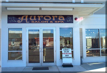 AURORA SALON -TEWKSBURY, MA