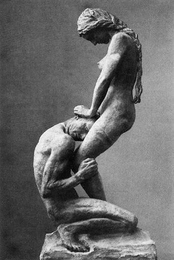 Femdom Sculpture by Gustav Vigeland