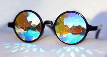KALEIDOSCOPE GLASSES - FUTURE EYES