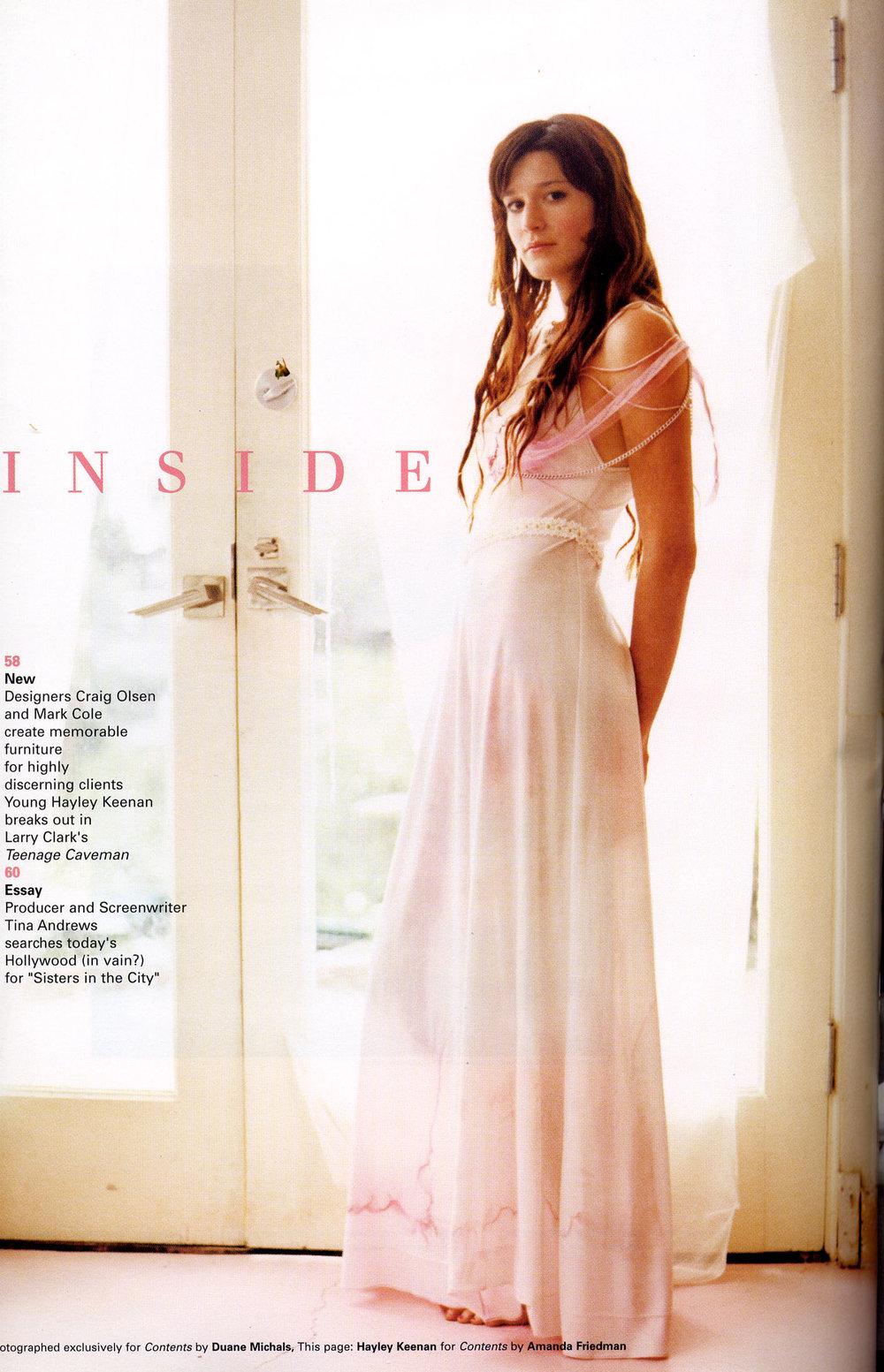 Contents Magazine (2003)